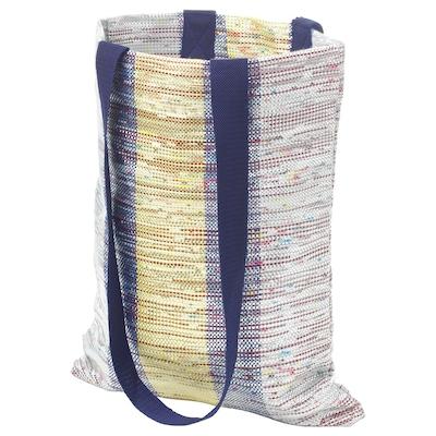 ÖVERALLT Bag, multicolour, 30x37 cm