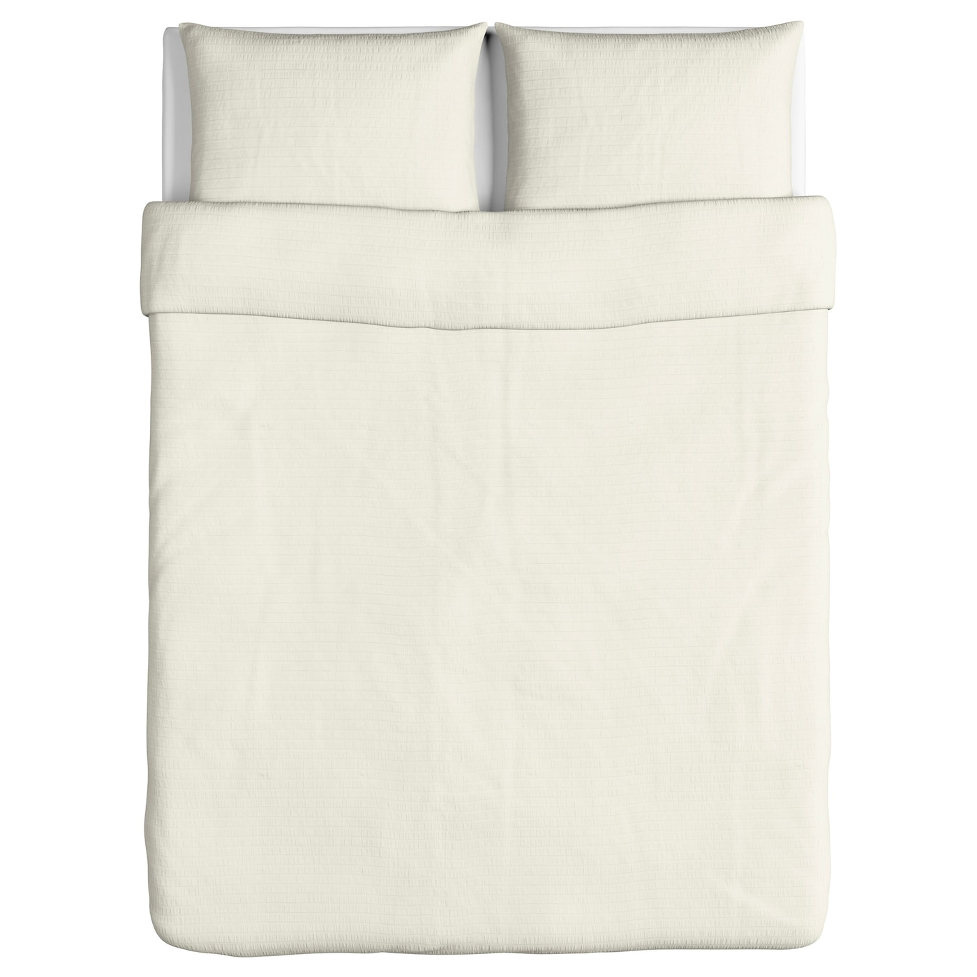 ofelia vass quilt cover and 2 pillowcases white 200x200 50x80 cm ikea. Black Bedroom Furniture Sets. Home Design Ideas