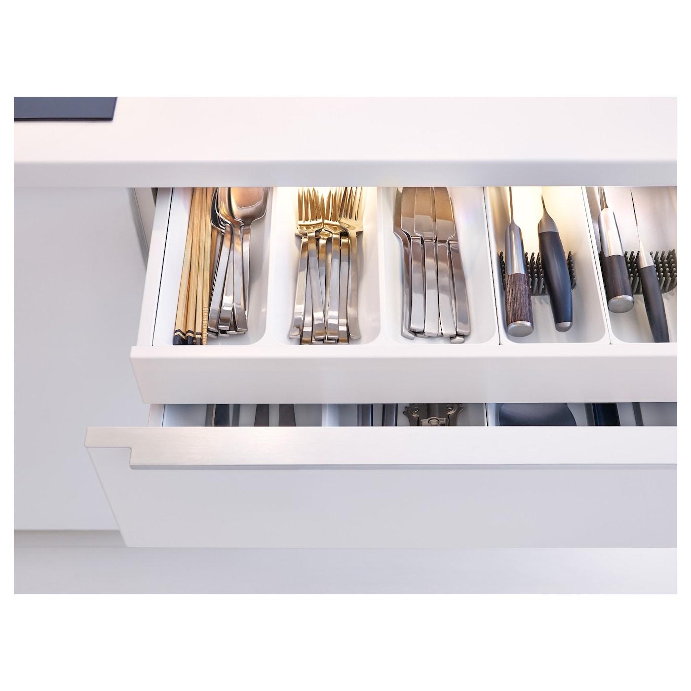 OMLOPP LED lighting strip for drawers Aluminium-colour 56 cm - IKEA