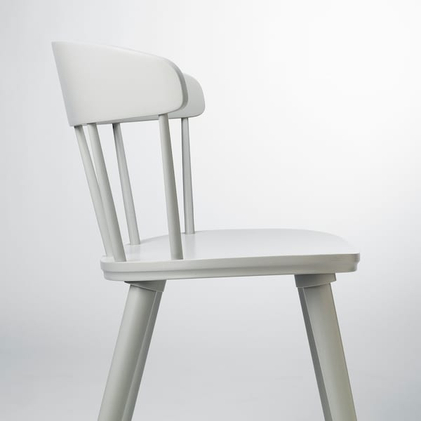OMTÄNKSAM Chair, light grey