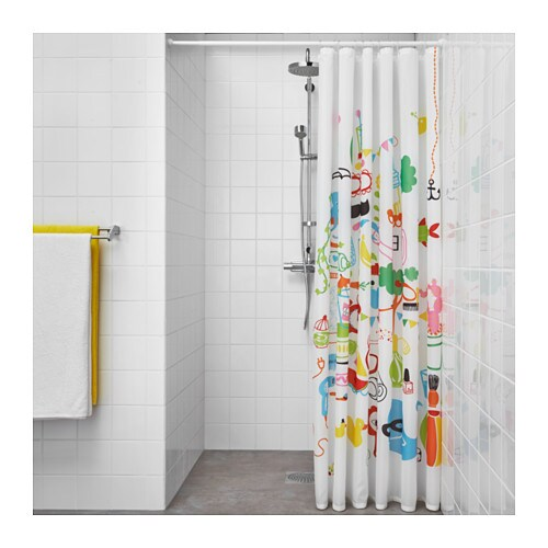 Free Standing Shower Curtain L-shaped Shower Curtain Rod