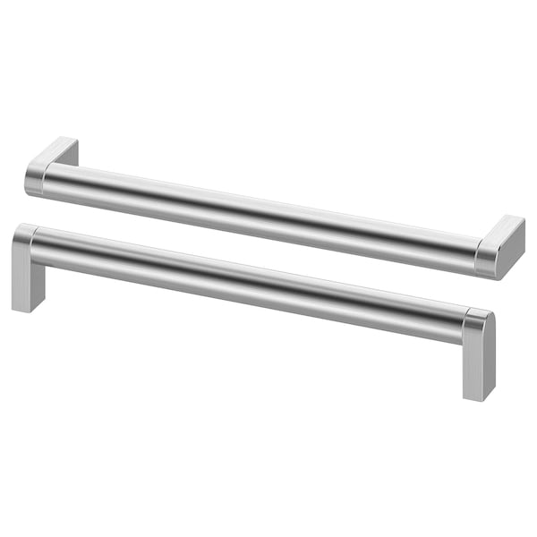 ORRNÄS Handle, stainless steel colour, 234 mm