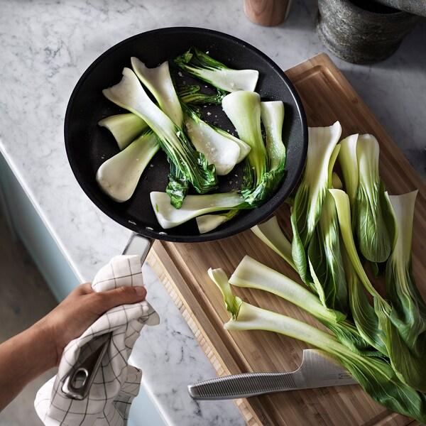 OUMBÄRLIG Frying pan, 28 cm