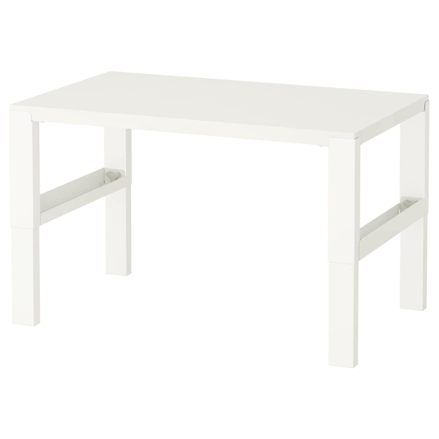 IKEA PÅHL desk This desk is designed to grow with your child, thanks to the three different heights.