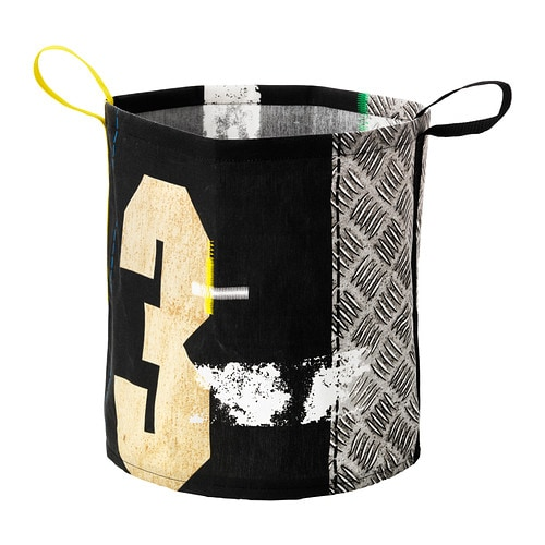 IKEA PÅSIG storage bag Ideal to store sports equipment. The bag can be also used as laundry bag.