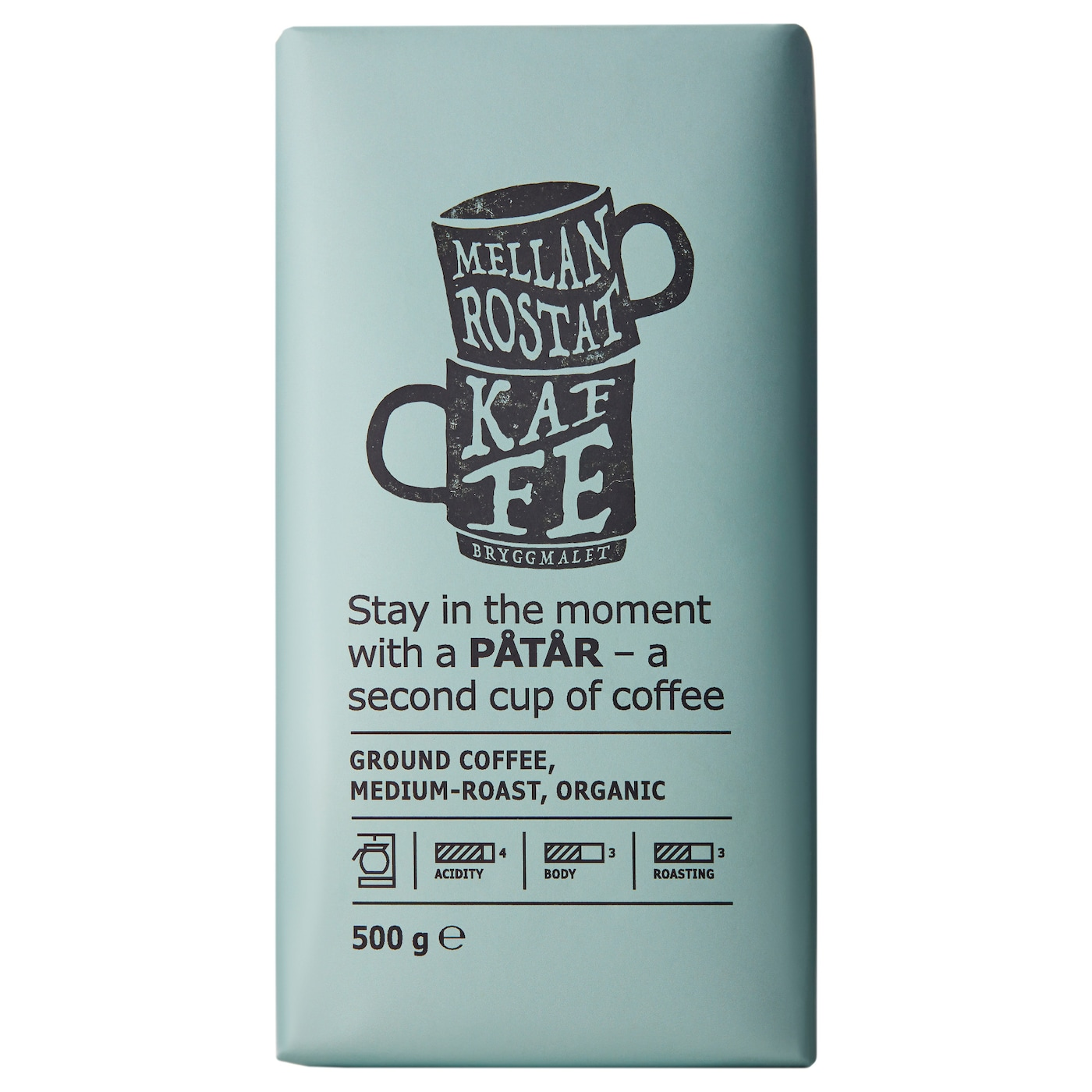 IKEA PÅTÅR filter coffee, medium roast