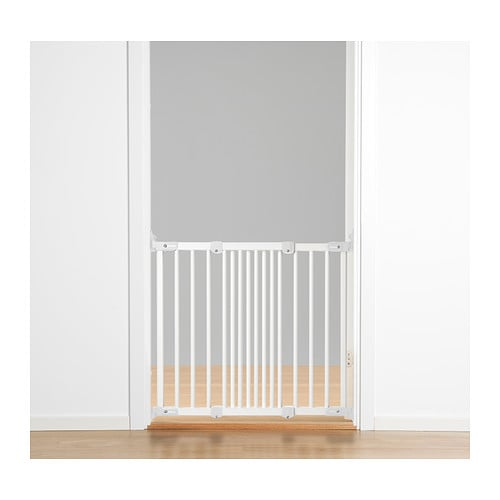 Kleiderschrank Regalsystem Ikea ~ IKEA PATRULL FAST safety gate The gate opens both inwards and outwards