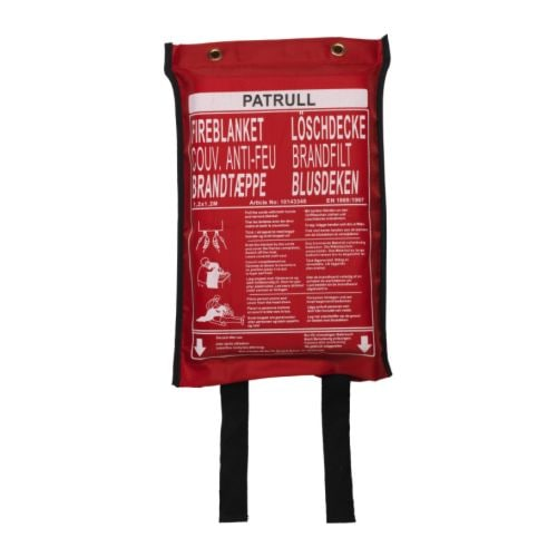 Recibidores Con Trones De Ikea ~ PATRULL Fire blanket IKEA With a fire blanket you can effectively