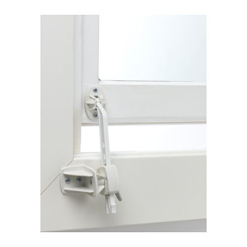 Ikea Poang Chair Leather Cushion ~ IKEA PATRULL window catch The window catch locks to hold the window