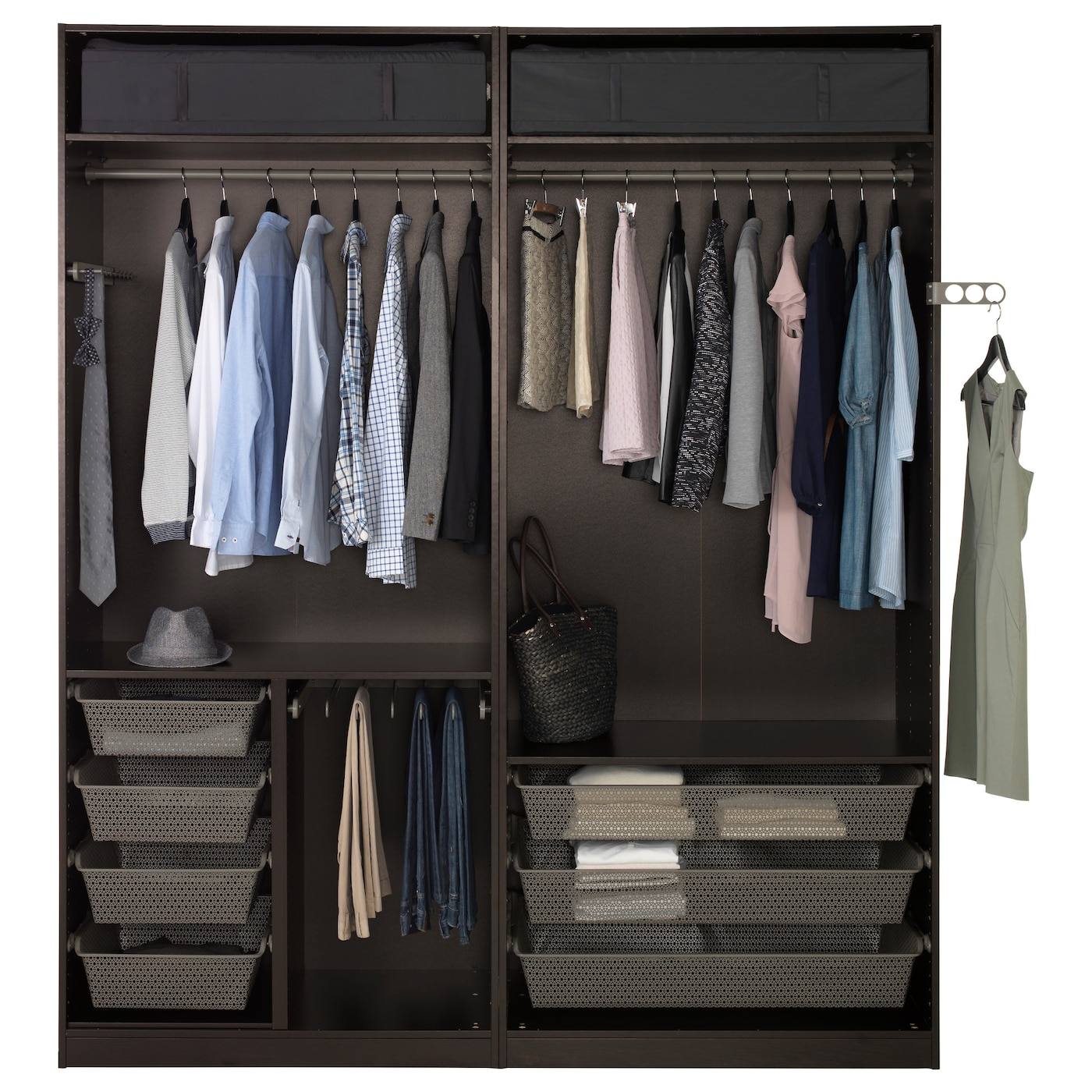 Kleiderschrank Ikea Weiß Hemnes ~ IKEA PAX wardrobe 10 year guarantee Read about the terms in the