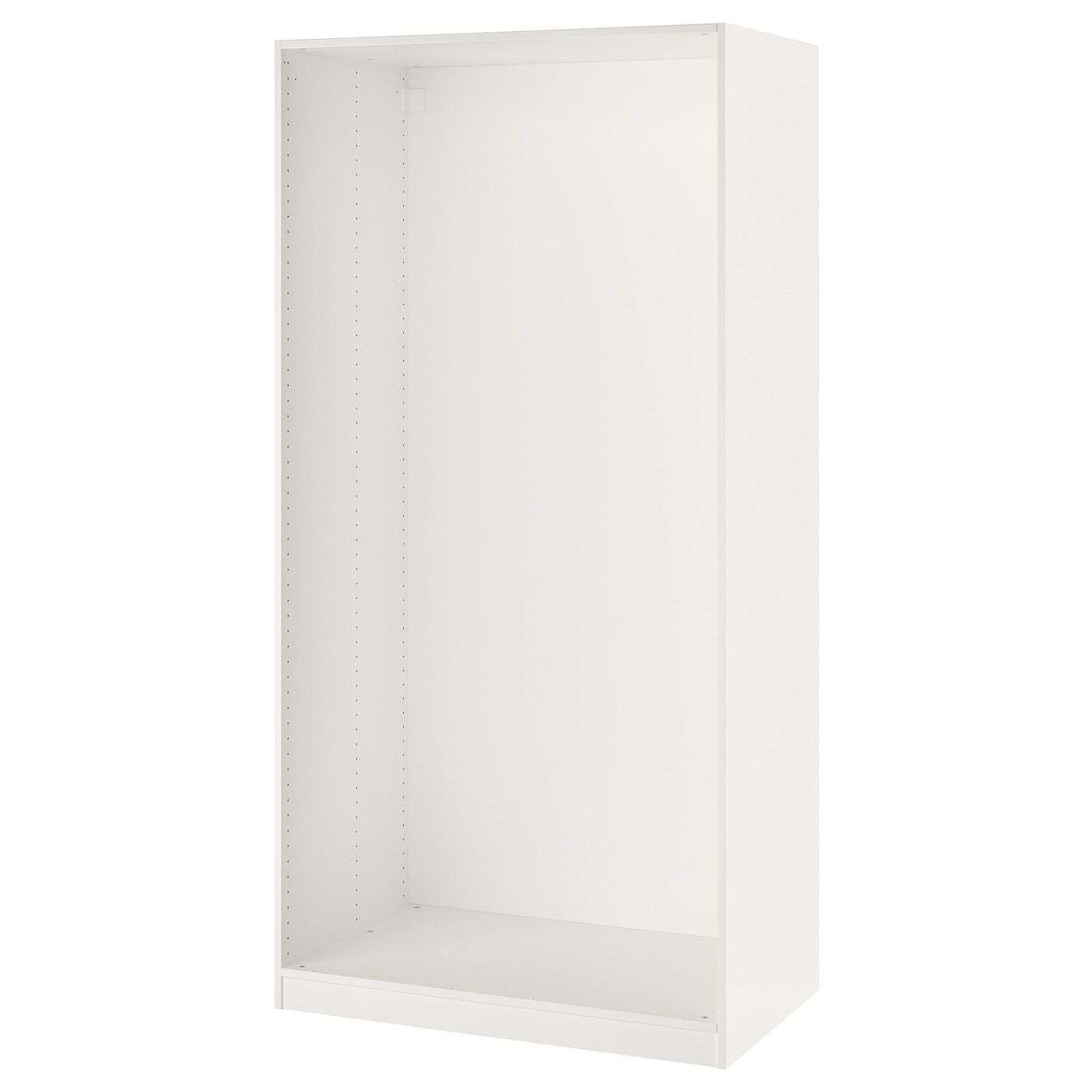 IKEA PAX wardrobe frame 10 year guarantee. Read about the terms in the guarantee brochure.