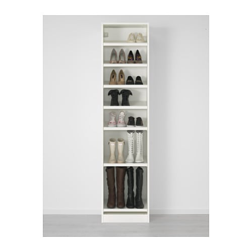 pax wardrobe white tanem white 50x38x201 cm ikea. Black Bedroom Furniture Sets. Home Design Ideas