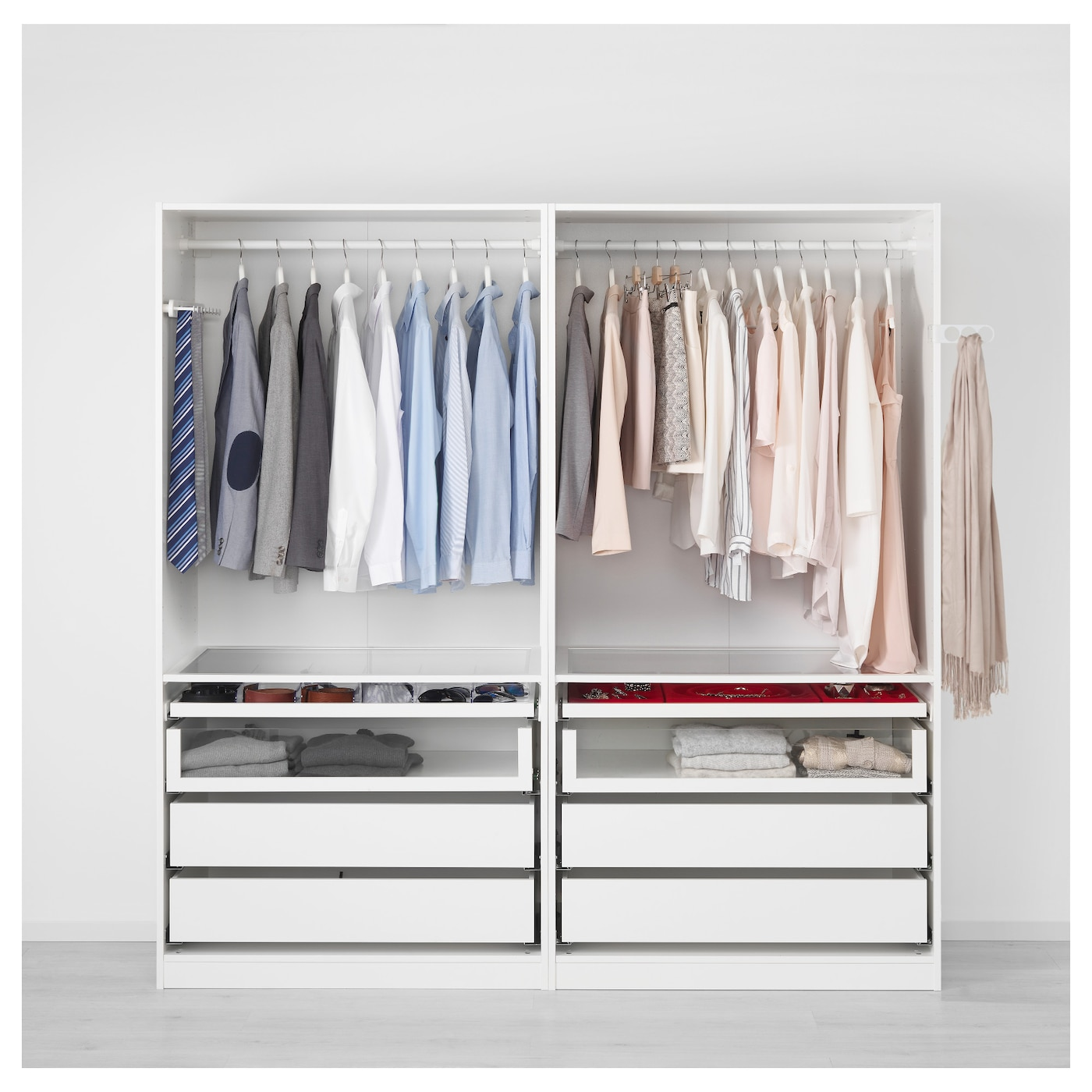 IKEA PAX Wardrobe 10 Year Guarantee Read About The Terms In Brochure