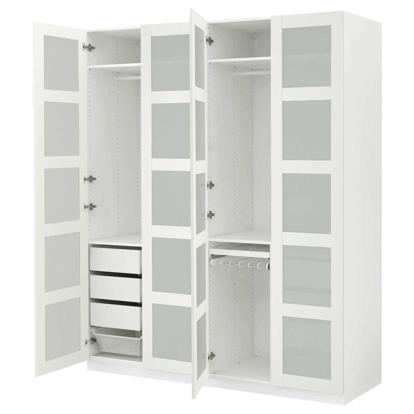 Pax wardrobes design your own wardrobe at ikea - Armoire ikea porte coulissante miroir ...