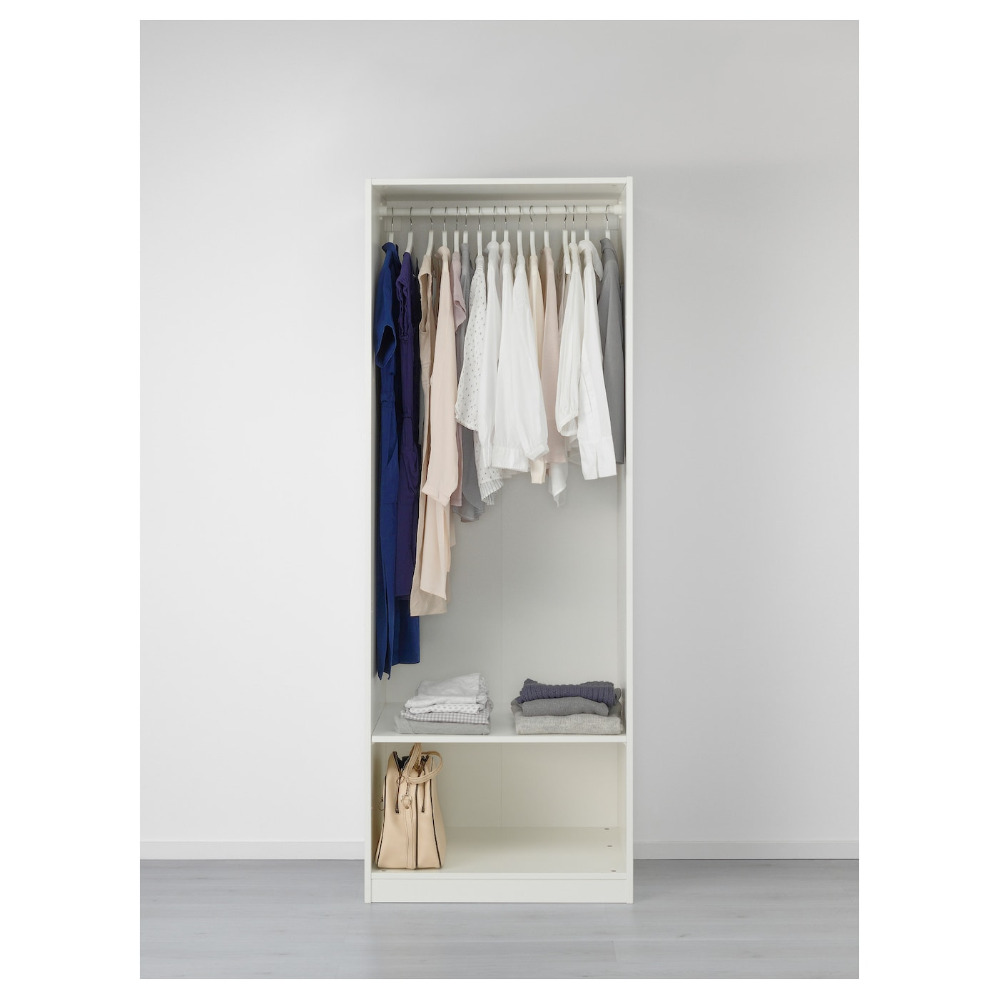 Design Ikea Closet pax wardrobe whitetanem vikedal 75x60x201 cm ikea 10 year guarantee read about the terms in brochure