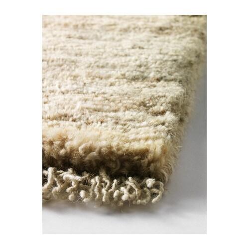 persisk gabbeh rug high pile natural 170x250 cm ikea. Black Bedroom Furniture Sets. Home Design Ideas