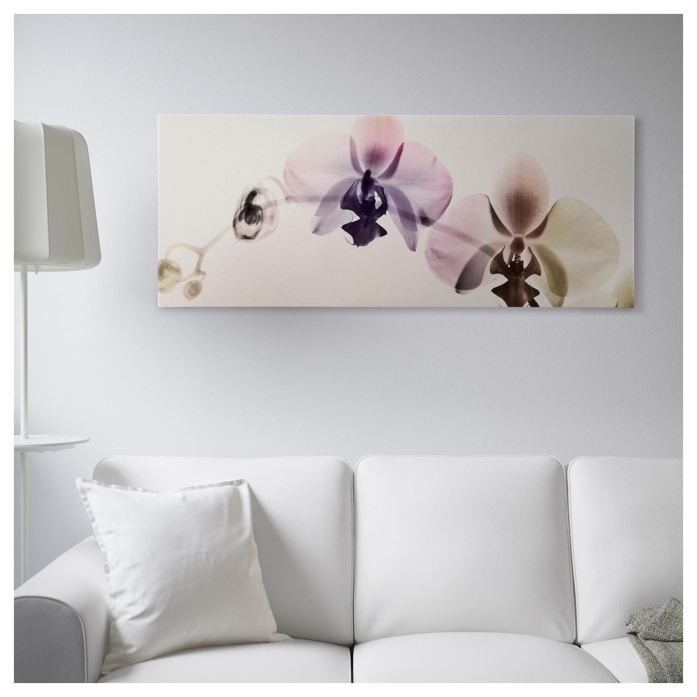 pj tteryd picture orchid spectrum 140x56 cm ikea. Black Bedroom Furniture Sets. Home Design Ideas