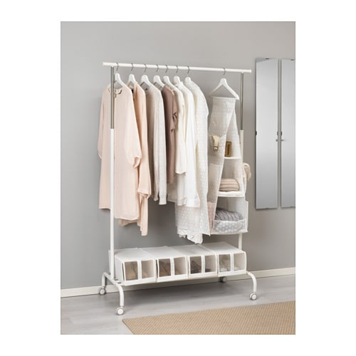 Bon IKEA PLURING Hanging Storage With 3 Compartments
