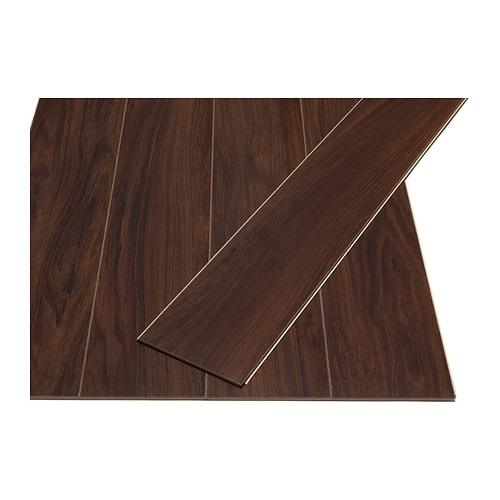 IKEA PRÄRIE laminated flooring Flooring with click system is easy to lay; no adhesive required.