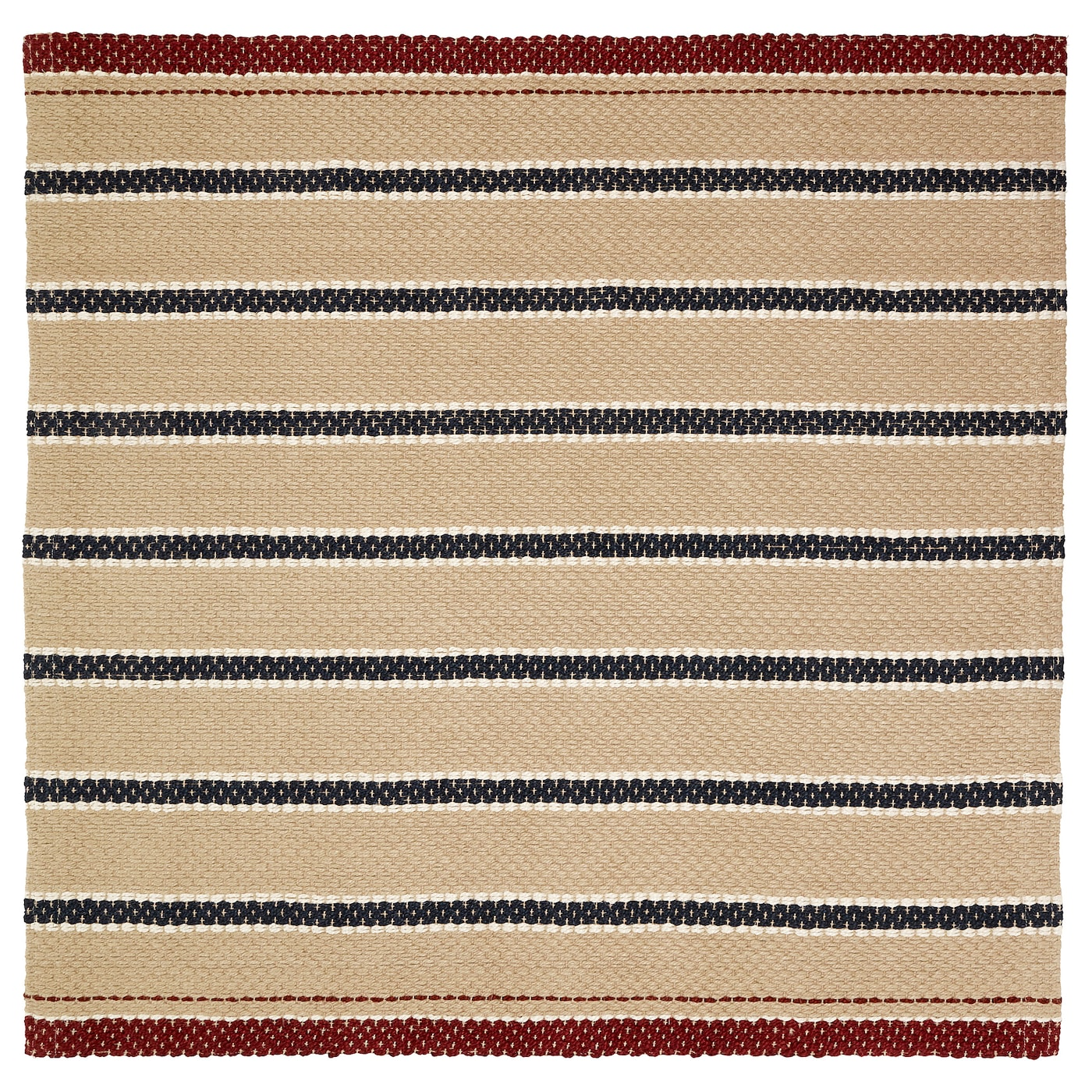 IKEA RÖDHUS rug, flatwoven Jute is a durable and recyclable material with natural colour variations.