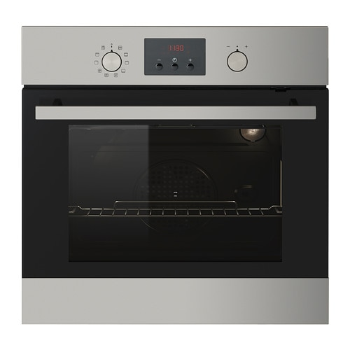 RAFFINERAD Forced air oven IKEA 5 year guarantee.   Read about the terms in the guarantee brochure.