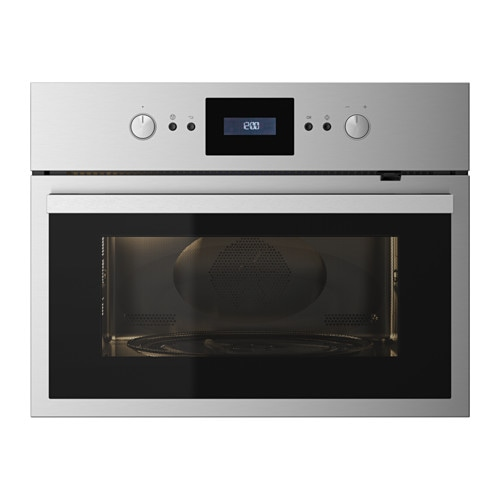 IKEA RAFFINERAD microwave combi with forced air