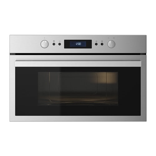 IKEA RAFFINERAD microwave oven 5 year guarantee. Read about the terms in the guarantee brochure.