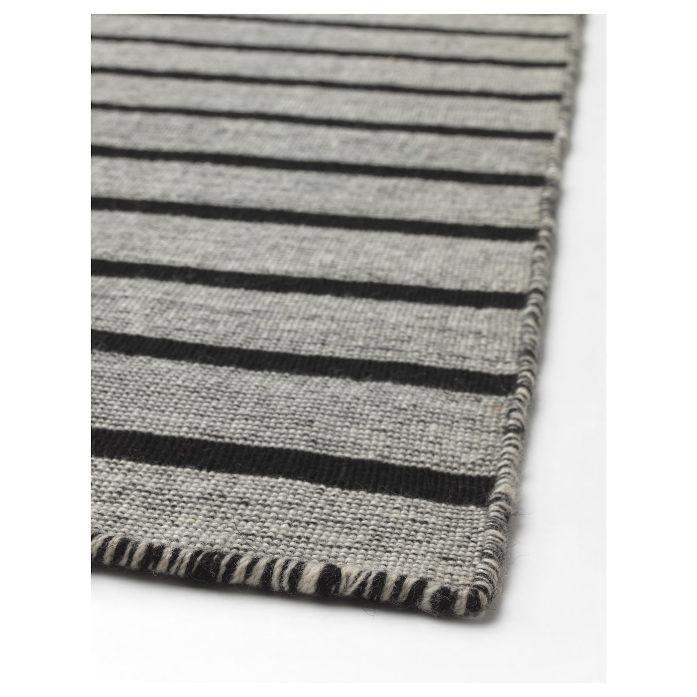 IKEA RASKMÖLLE Rug, Flatwoven Easy To Vacuum Thanks To Its Flat Surface.