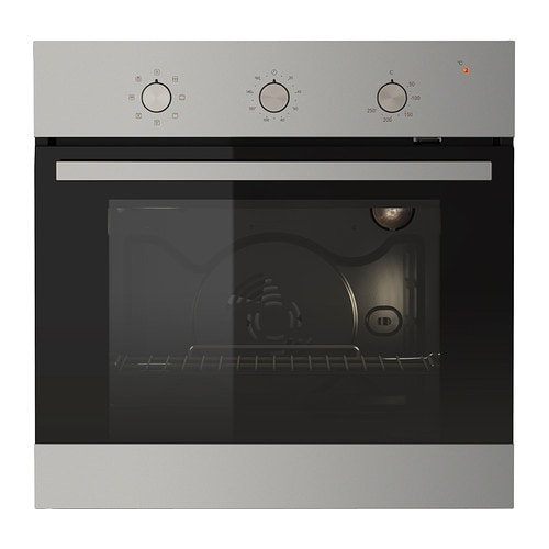 REALISTISK Forced air oven IKEA 5 year guarantee.   Read about the terms in the guarantee brochure.