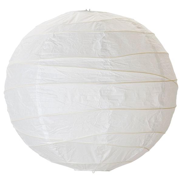 REGOLIT Pendant lamp shade, white, 45 cm