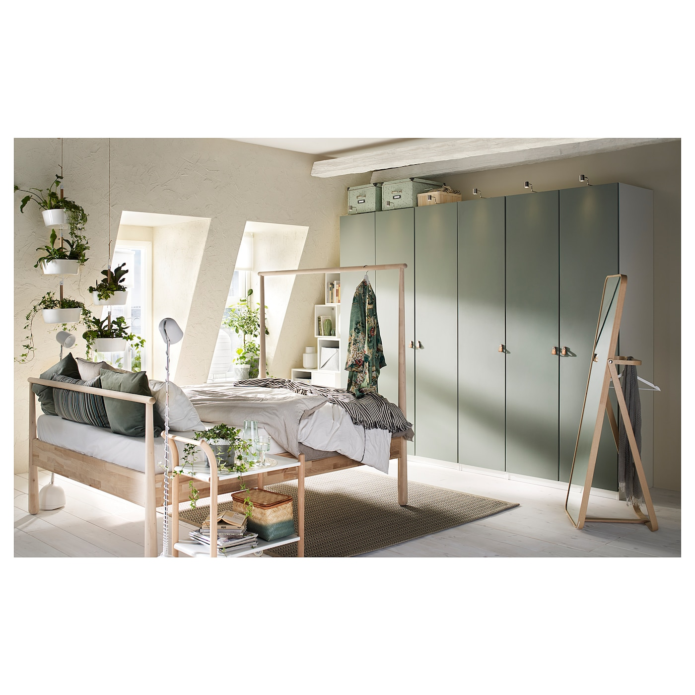 IKEA REINSVOLL door with hinges 10 year guarantee. Read about the terms in the guarantee brochure.