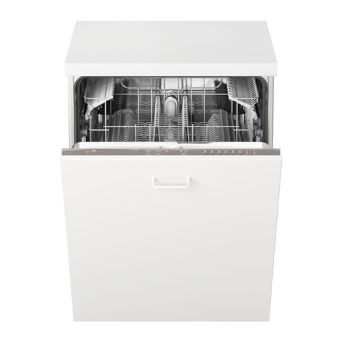 IKEA RENGÖRA integrated dishwasher 5 year guarantee. Read about the terms in the guarantee brochure.