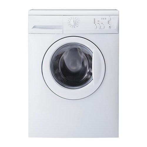 RENLIG FWM6 Washing machine IKEA 5 year guarantee.   Read about the terms in the guarantee brochure.  14 washing programmes.