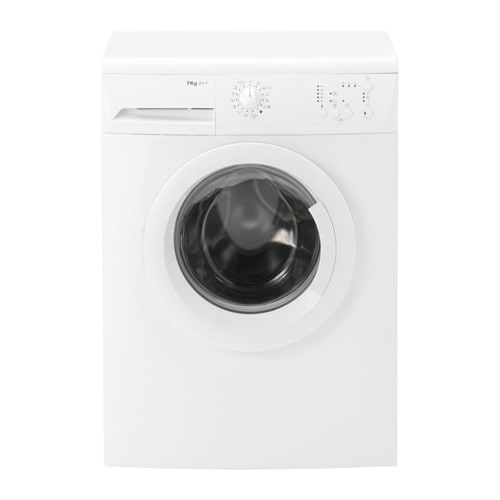 IKEA RENLIG FWM7 washing machine 5 year guarantee. Read about the terms in the guarantee brochure.