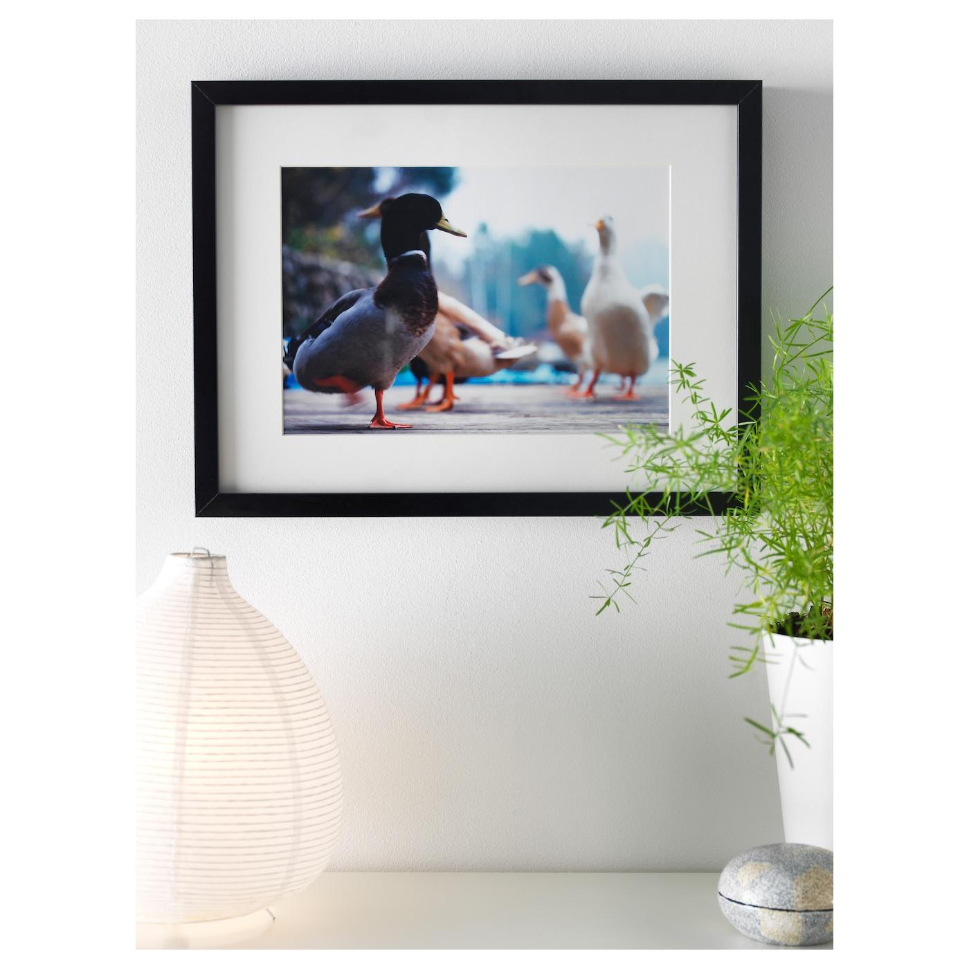 RIBBA Frame Black 30 x 40 cm - IKEA