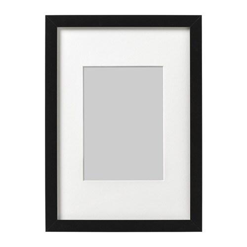 Ribba Frame Black 21 X 30 Cm Ikea