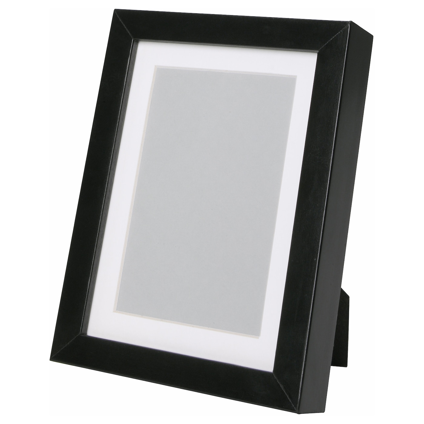 Ribba frame black 13x18 cm ikea for Ikea ribba weiay