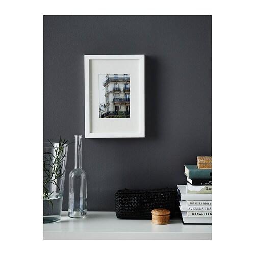 ribba frame white 21x30 cm ikea. Black Bedroom Furniture Sets. Home Design Ideas