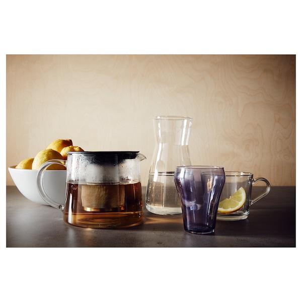 RIKLIG Teapot, glass, 1.5 l