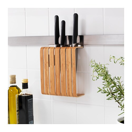 Ikea Kitchen Knife Block