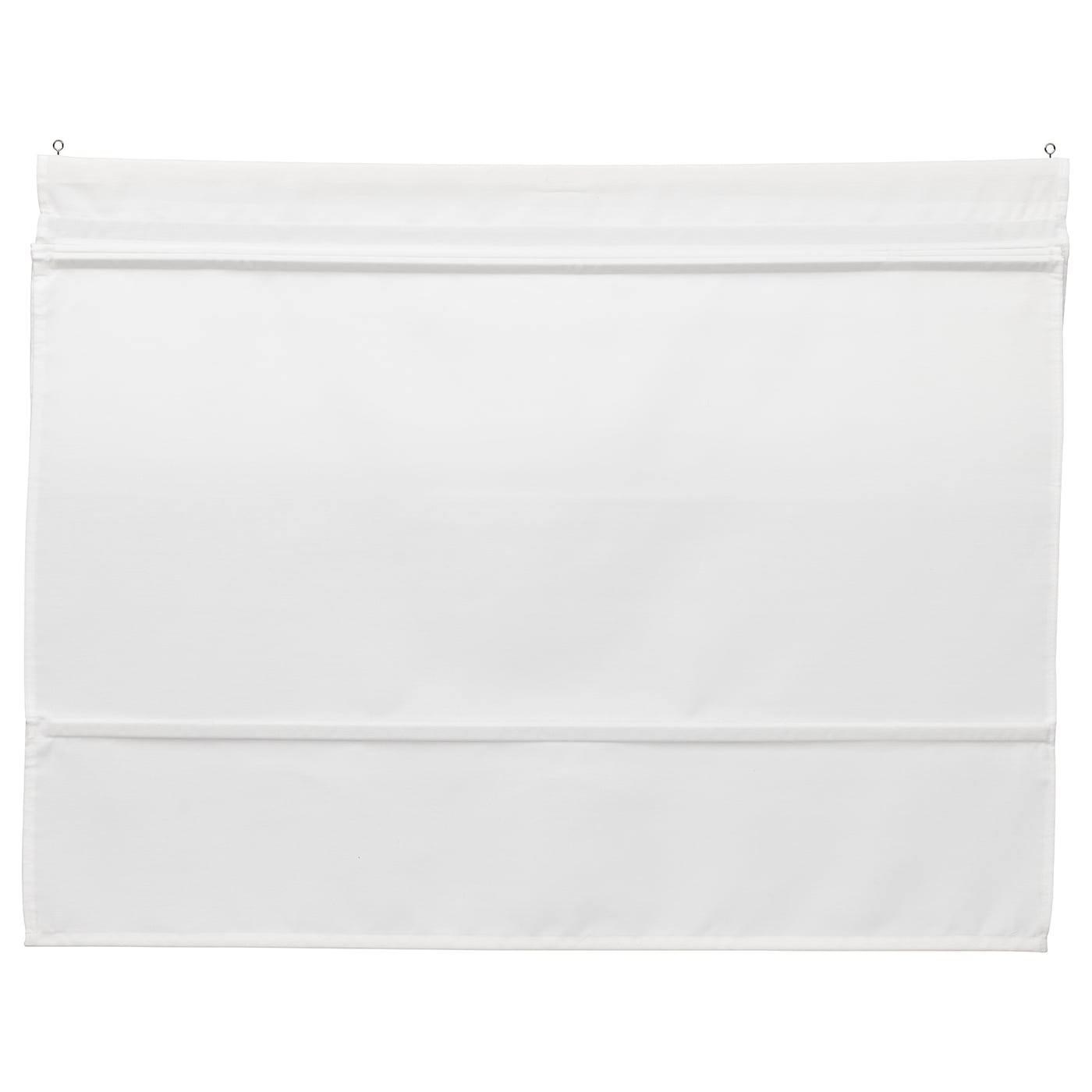 IKEA RINGBLOMMA Roman blind The fabric part can be machine washed.