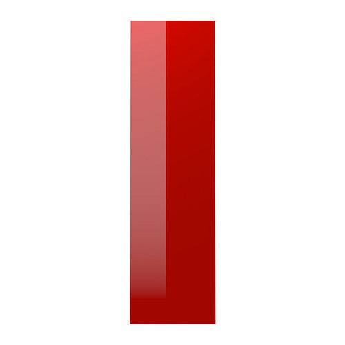 Ringhult Cover Panel High Gloss White 39x106 Cm: IKEA Cover Panels & Decor Strips