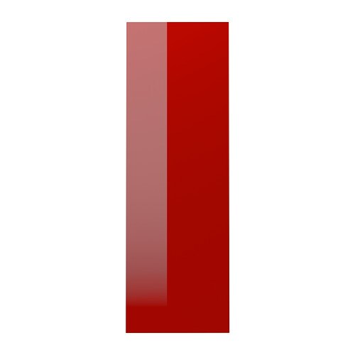 RINGHULT Door High-gloss Red 60x180 Cm