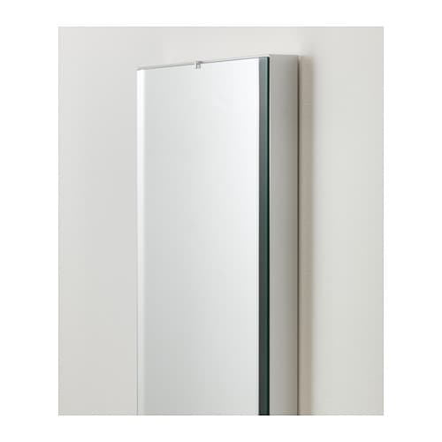 RONGLAN Mirror Aluminium 40x160 cm IKEA