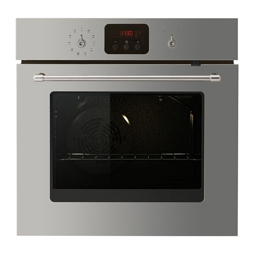 RUTINERAD Forced air oven IKEA 5 year guarantee.   Read about the terms in the guarantee brochure.