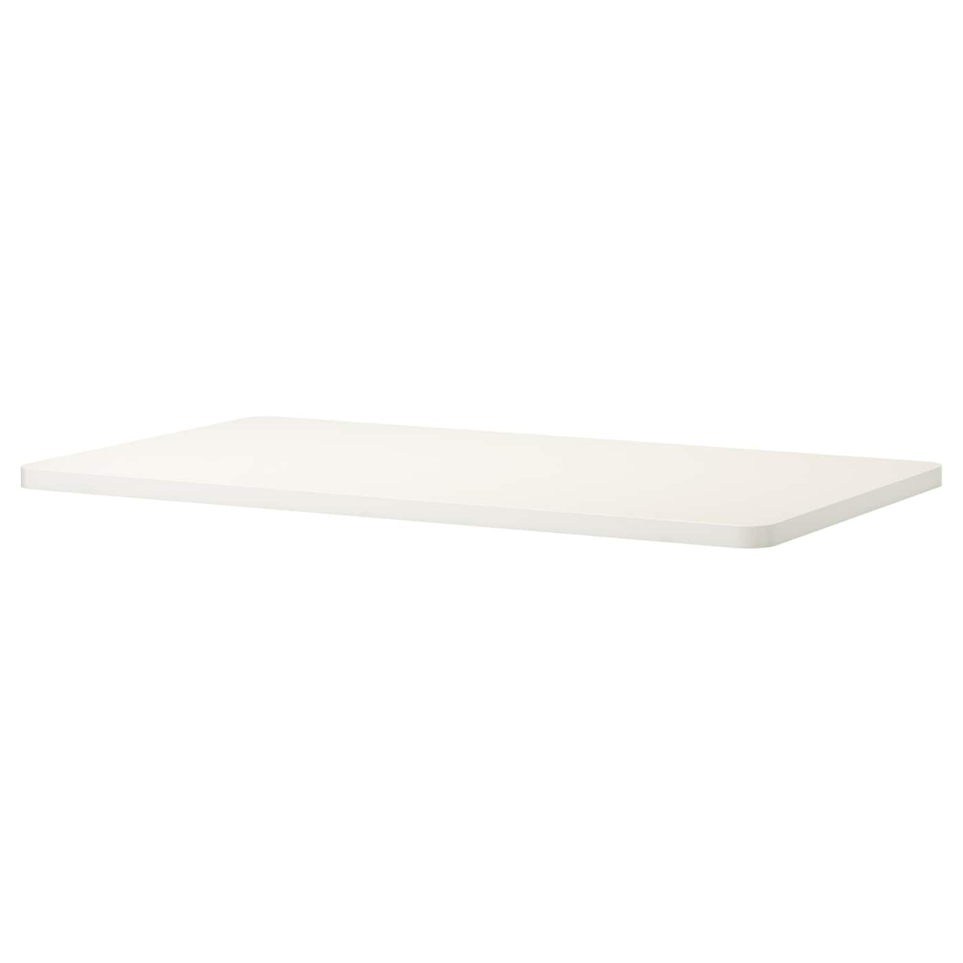 IKEA RYDEBÄCK table top The clear-lacquered surface is easy to wipe clean.
