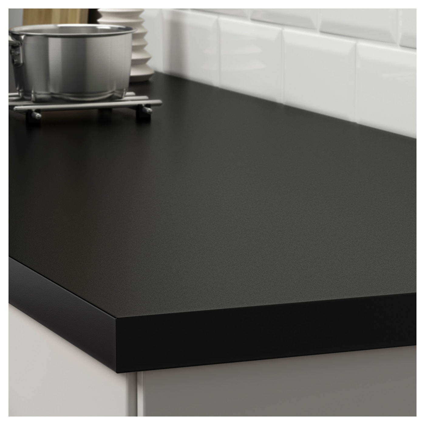 IKEA SÄLJAN custom made worktop 25 year guarantee. Read about the terms in the guarantee brochure.