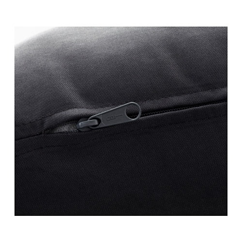 IKEA SÖDERHAMN one-seat section cover Hardwearing microfibre which is soft and smooth.