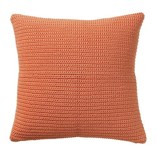 SÖTHOLMEN Cushion Cover Inoutdoororange 40 X 40 Cm IKEA Best Ikea Outdoor Pillow Covers
