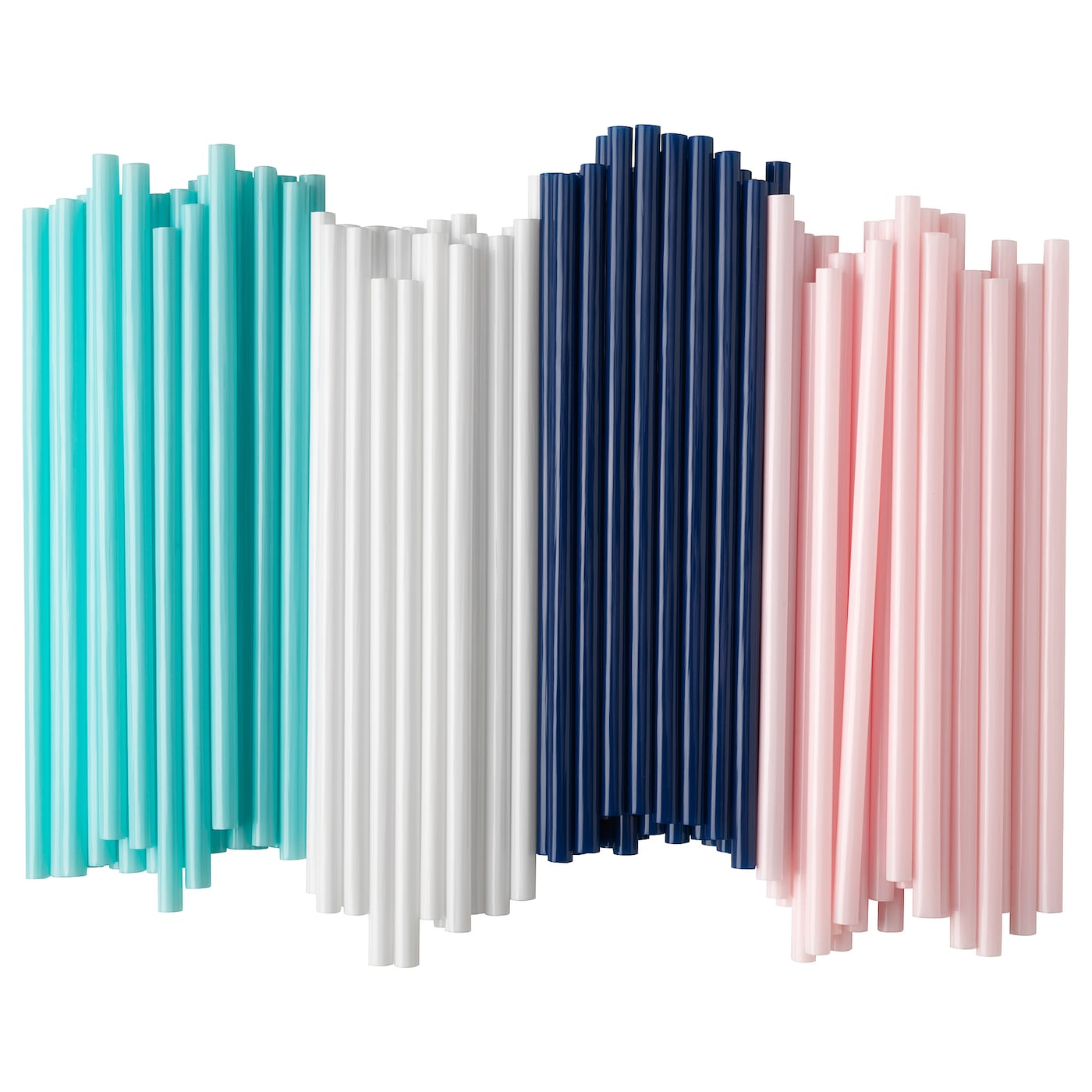 IKEA SÖTVATTEN drinking straw The wide straw is ideal for thicker drinks such as smoothies.